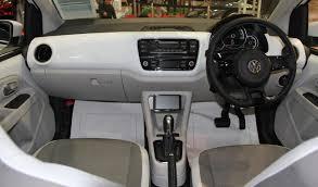 intérieur e-up volkswagen