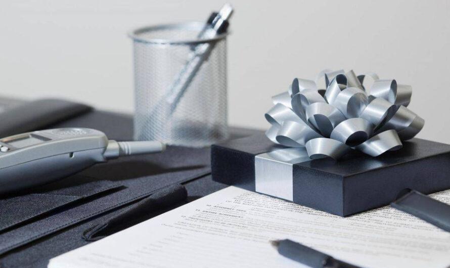 Cadeau d'entreprise pour les employés